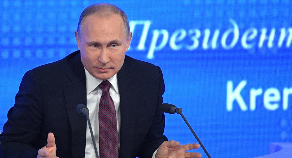 Агентура США обнародовала доклад овмешательстве В.Путина ввыборы США