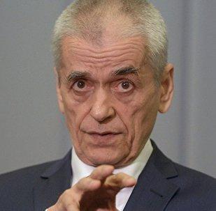 Геннадий Онищенко, фото из архива