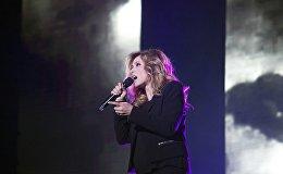 Канадская певица Лара Фабиан