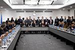 В Женеве начались переговоры по кипрской проблеме с участием лидера греческой общины