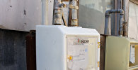 Газовые счетчики, фото из архива
