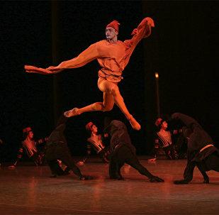 Балет Арифа Меликова Легенда о любви поставят на сцене Мариинского театра в Санкт-Петербурге