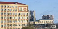 Бакинский государственный университет, фото из архива