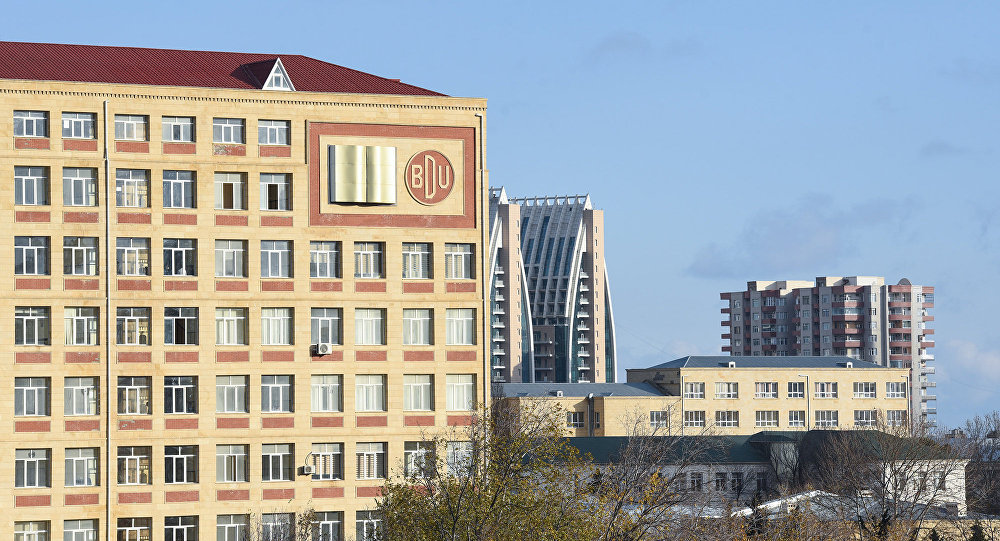 Bakı Dövlət Universiteti