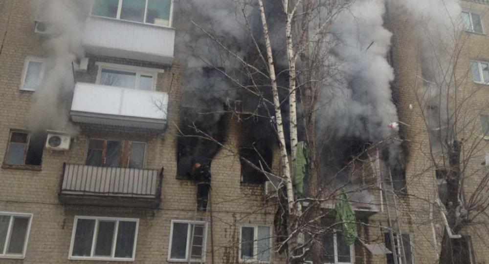 ВСаратове при взрыве газа пострадали семь человек