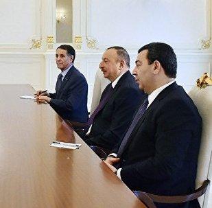 İlham Əliyev AŞPA-nın Monitorinq Komitəsinin həmməruzəçilərini qəbul edib