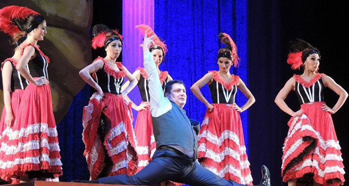 В Азербайджанском государственном музыкальном театре состоялась премьера оперетты Имре Кальмана Сильва