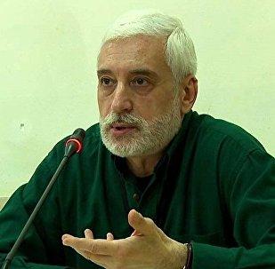 Грузинский психолог Давид Амиреджиби