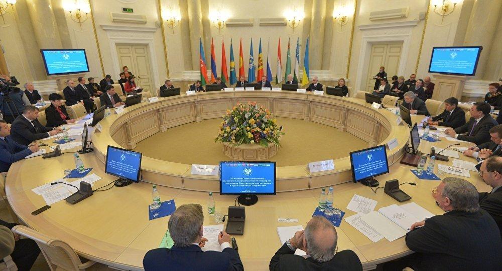 Заседание постпредов СНГ в Минске