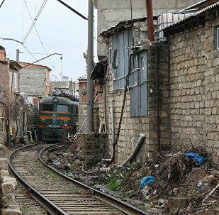 Bakının gecəqondu tipli evlərdən ibarət olan bu qəsəbəsini xalq arasında Şanxay adlandırırlar