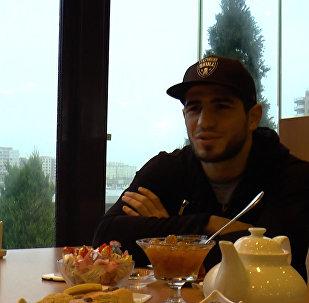 Азербайджанский олимпиец раскрывает подробности личной жизни