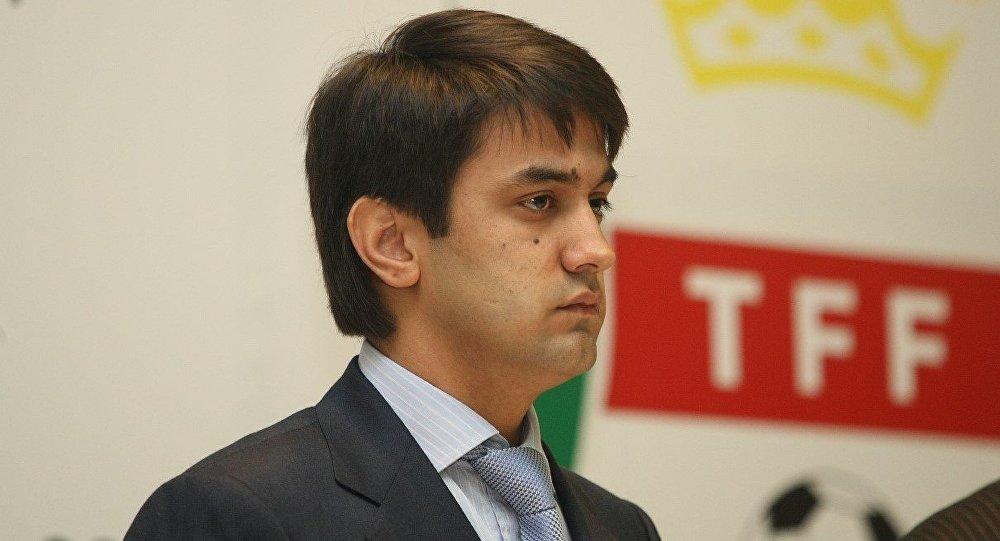 Президент Таджикистана назначил мэром столицы своего старшего сына