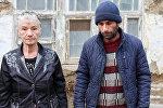 Alma xanım və oğlu İmran
