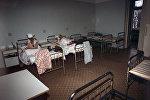 Больничная палата, фото из архива