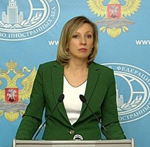 Мария Захарова о перспективах отношений России и США