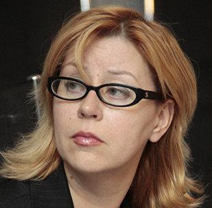 Профессор Татьяна Волосовец
