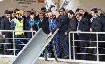 В Пираллахинском промышленном парке прошла церемония закладки совместного азербайджано-иранского фармацевтического завода
