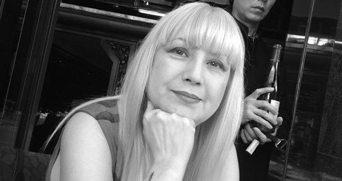 Азербайджанская художница Нигяр Нариманбекова