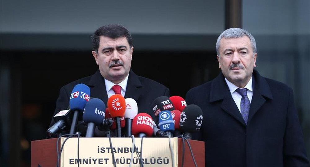 Заказ натеракт вСтамбуле поступил отИГ изсирийской Ракки— Hurriyet