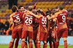 Galatasaray futbol klubunun oyunçuları, arxiv şəkli