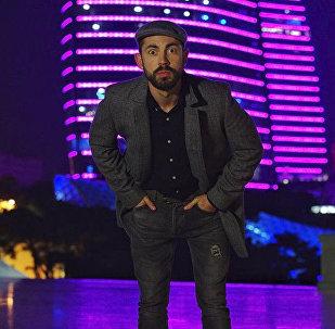 Андрей Бедняков в Баку