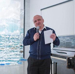 Народный артист, профессор, дирижер Теймур Гейчаев