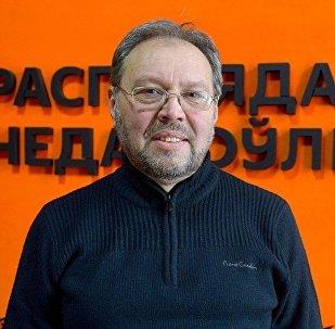 Литовский блогер Сергей Перепелица