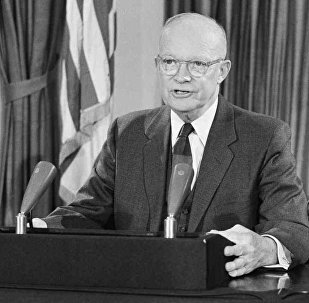 ABŞ-ın 34-cü prezidenti Duayt Eyzenhauer