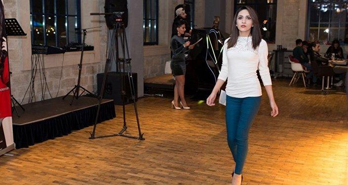 Вечеринка-презентация полуфиналистов Национального конкурса красоты Miss & Mister Azerbaijan-2017