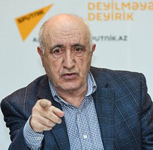 Эксперт в сфере образования Шахлар Аскеров