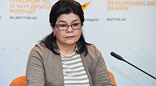 Представитель Министерства образования АР, Государственного экзаменационного центра АР Афига Батыева