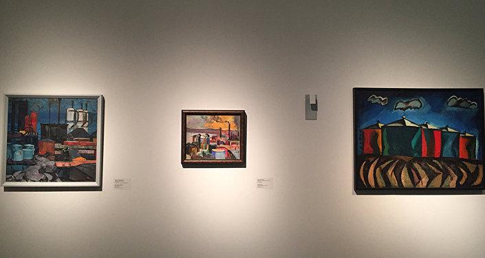 Выставка Созвездие Апшерона