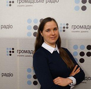 Olqa Brovarets - 28 yaşlı ukraynalı alim