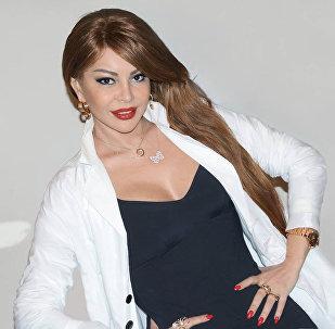Певица Айгюн Кязымова