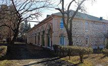 Zaqatala rayonunun Əliabad qəsəbəsi