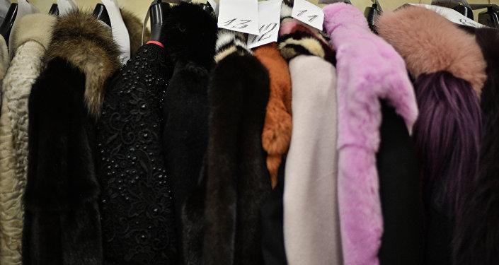 Шубы, фото из архива