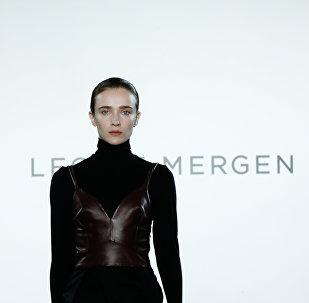 Коллекция немецкого дизайнера Леони Мерген Карабахская коллекция