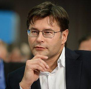 Алексей Мухин. Архивное фото