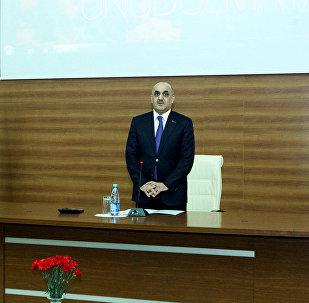 Министр труда и социальной защиты населения Салим Муслимов