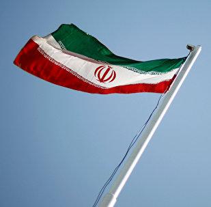 Национальный флаг Ирана
