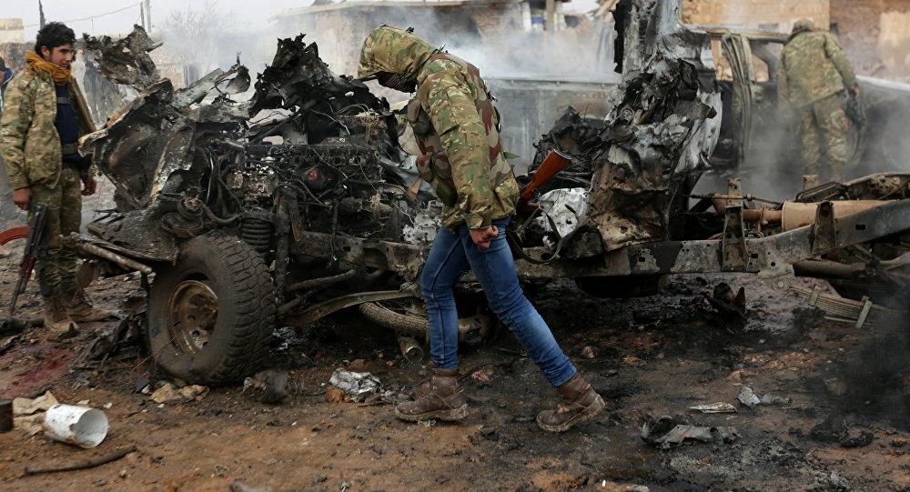 ВСТурции: Сирийский Эль-Баб практически взят