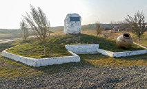 Beyləqan rayonunun Kəbirli kəndi yaxınlığındakı Örənqala ərazisi