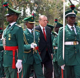 Türkiyə prezidenti Rəcəb Tayyib Ərdoğanın Nigeriyaya səfəri, 2 mart 2016-cı il
