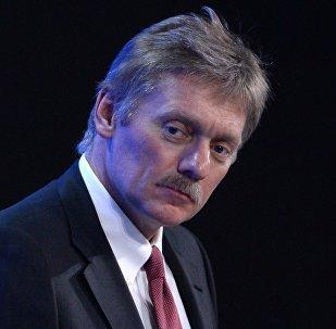Пресс-секретарь президента РФ Дмитрий Песков, фото из архива