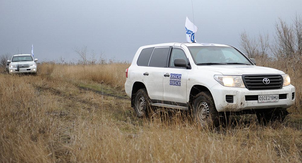 ОБСЕ проведет вовторник мониторинг налинии соприкосновенияВС НКР иАзербайджана