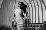 Вторая вице-мисс конкурса красоты Мисс Украина - 2015, азербайджанская модель, проживающая в Украине, Фарида Ибрагимова