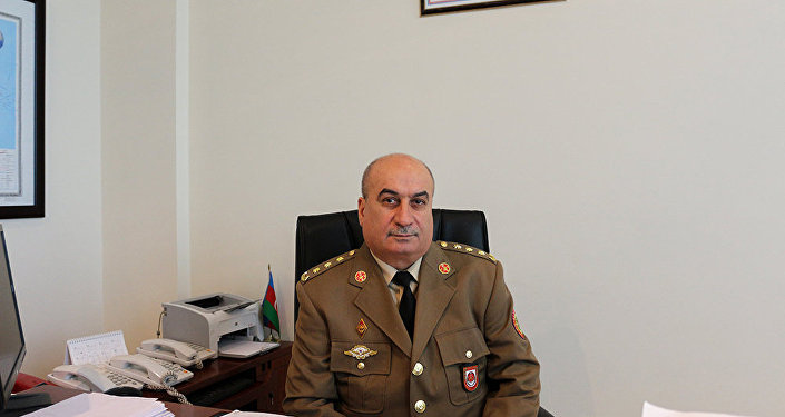 Daxili xidmət polkovniki Rasim Kərimov