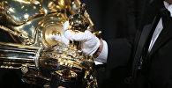 Статуя Оскар, фото из архива