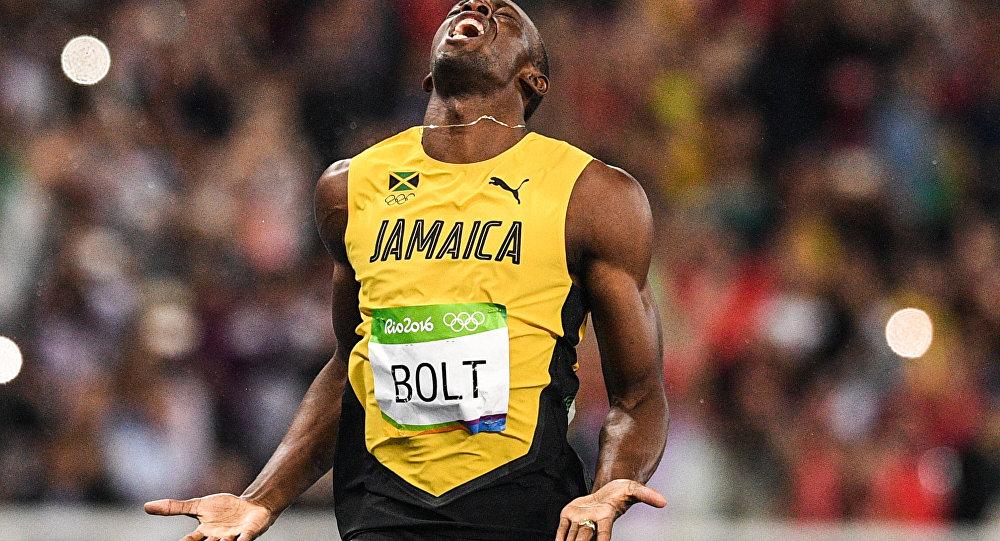 Олимпиада 2016. Легкая атлетика. Мужчины. Бег 200 м. Финал