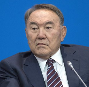 Визит президента РФ Владимира Путина в Казахстан